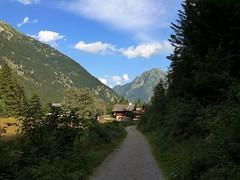 su per le montagne, up the mountains!