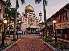 Arab St Mosque Singapore