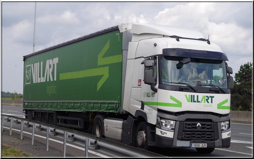 Resultado de imagen de Villart Logistic forotransportistas.es