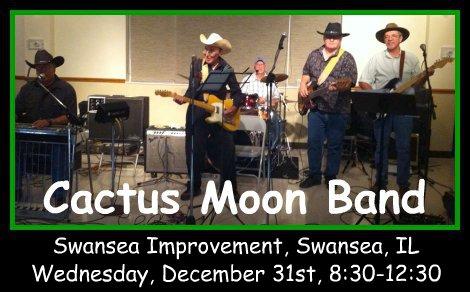 Cactus Moon Band 12-31-14