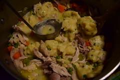 Ellen's Chicken and Dumplings