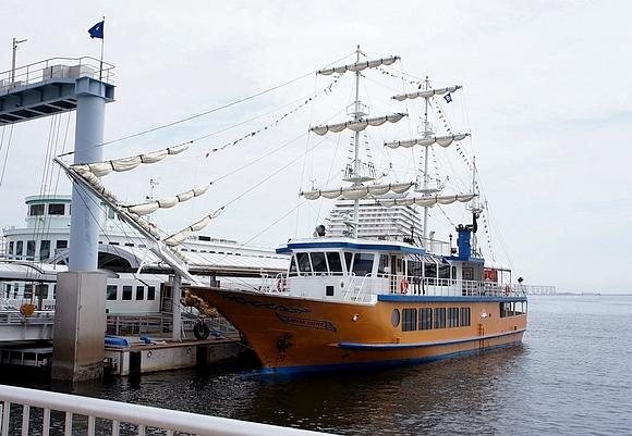 神戶港搭船神戶下午茶17