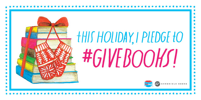 #GiveBooks Giveaway