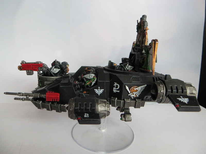 Dark Angels - Dark Shroud II