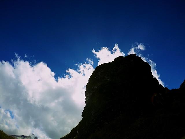 Photo:鳥嘴尖岩:能高山- 1 By billlushana1