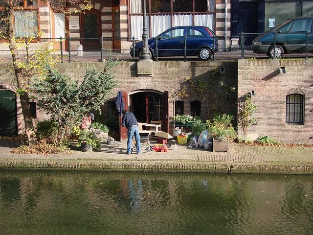 Sunshine on the Oudegracht