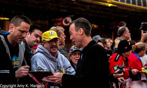 2014 NASCAR Sprint Cup Champion Kevin Harvick