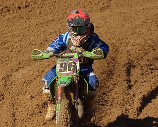 2014 AMA District 41 Motocross Race at Oak Hill MX