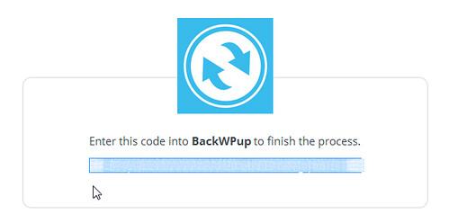 wordpress backup 7