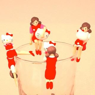 【官圖更新】奇譚俱樂部 杯緣子 X HELLO KITTY 盒玩