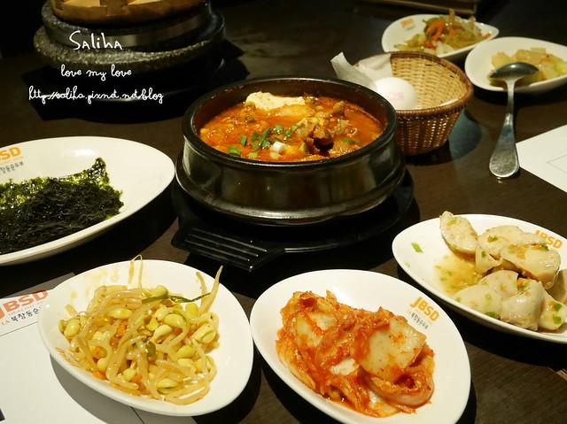 台北東區韓式料理韓式小菜吃到飽涓豆腐 (5)