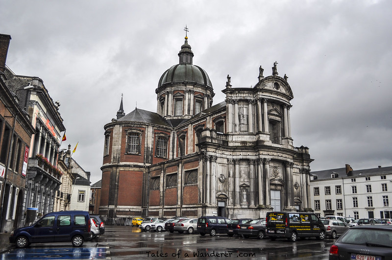 NAMUR - Cathédrale Saint-Aubain