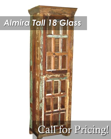 Almira Tall 18 Glass