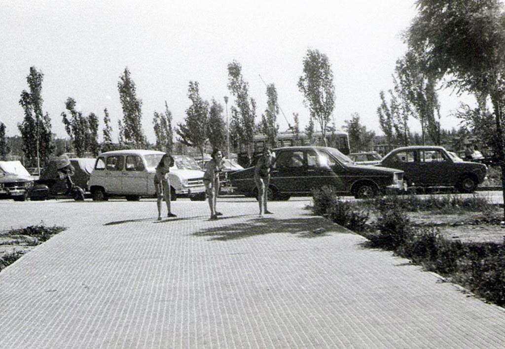 Parque Sindical C 1978 Interior Del Recinto Del Parque Sin Flickr
