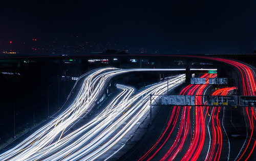 california winter color night dark oakland nikon highway view traffic over january eastbay piedmont alamedacounty d800 580 2015 lightstream macarthurmaze
