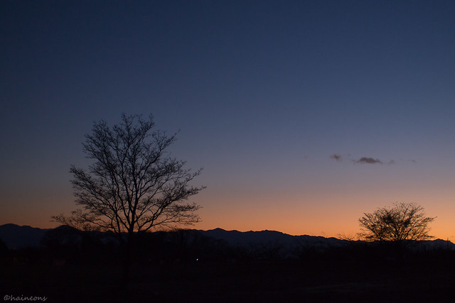 Jan/12 blue hour
