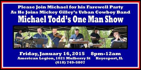 Michael Todd 1-16-15