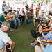 Jam Sessions at Festivals Acadiens et Créoles, Oct. 11, 2014