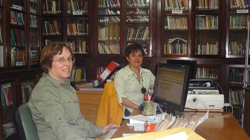 Renovación y propuestas en la centenaria Biblioteca Popular Collinet
