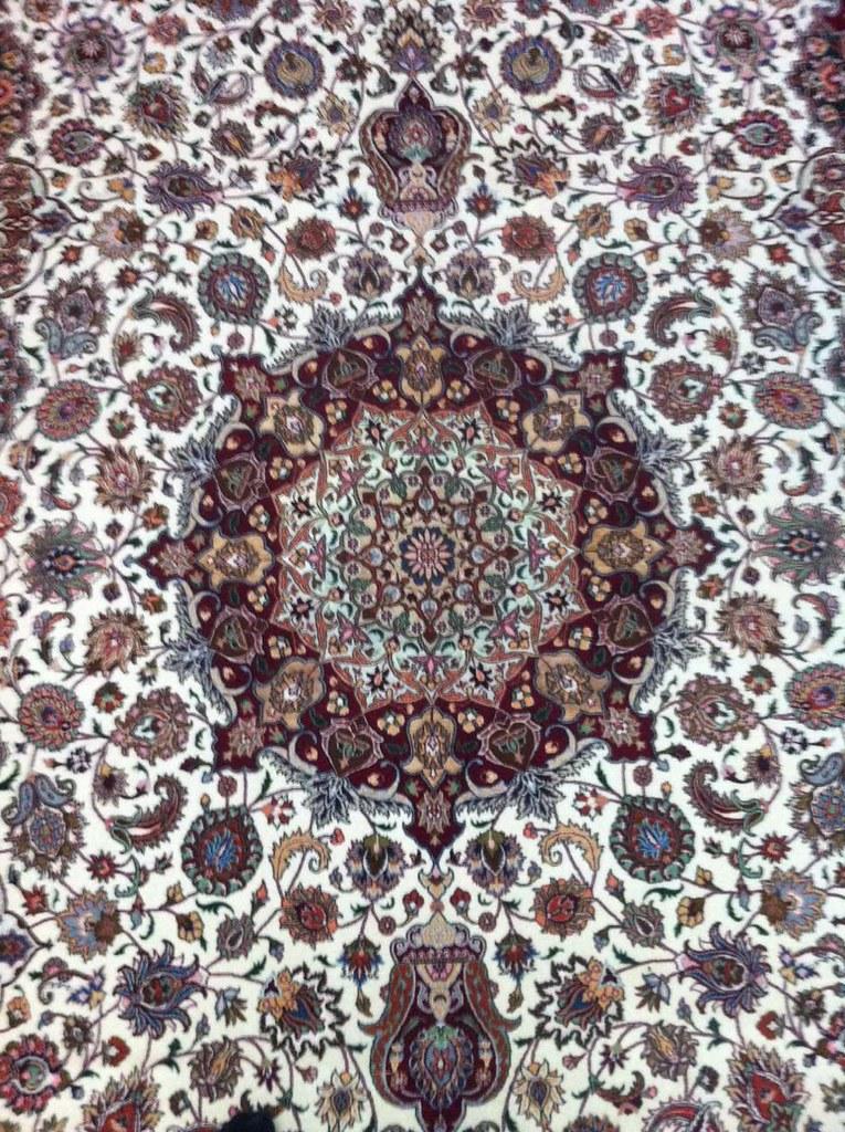 A Mashhad Soleimani 90 Raj Extremely Fine Master Piece