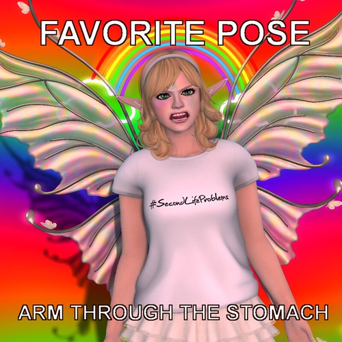 #DeosSecondLifeProblems - Arm through the stomach
