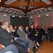 Auch in Homburg war der Saal bis auf die letzten Plätze gefüllt.