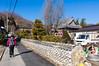 萬福寺から長瀞アルプス入口へ