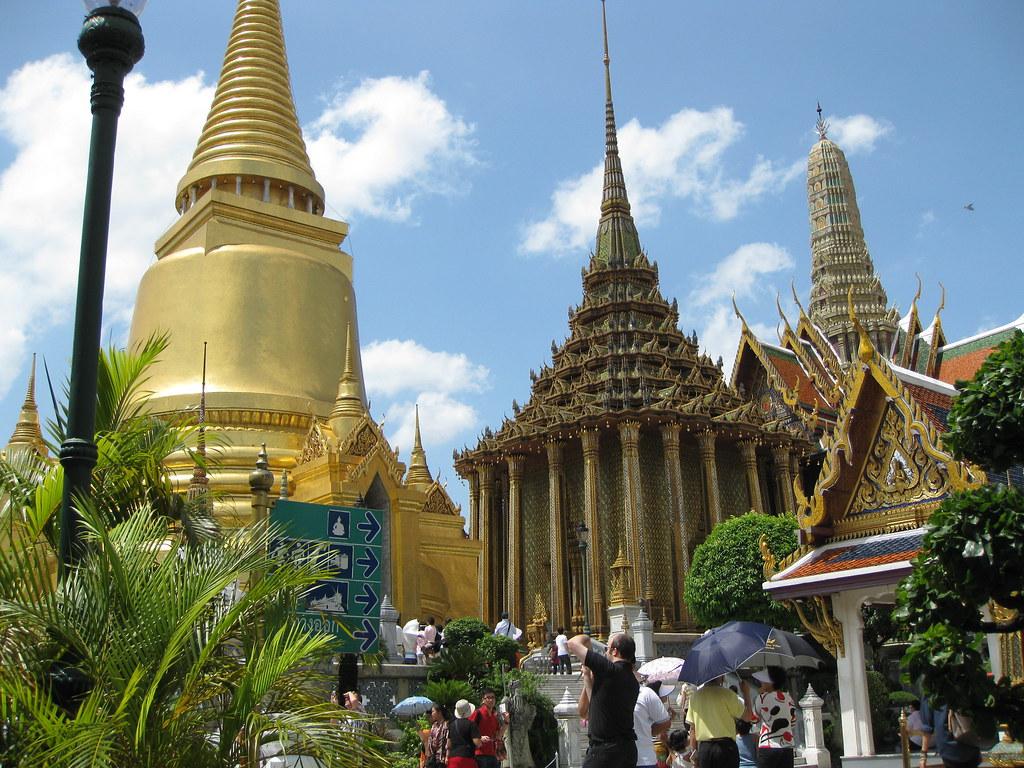 Temple of the Emerald Buddha (What Phra Kaeo)