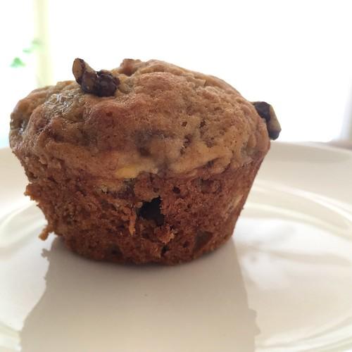 Banana muffins!