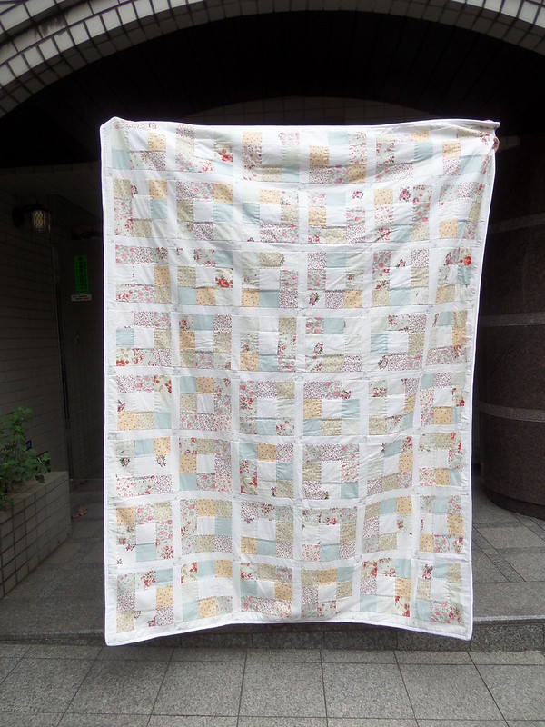 Front - Noriko and Nari's Quilt