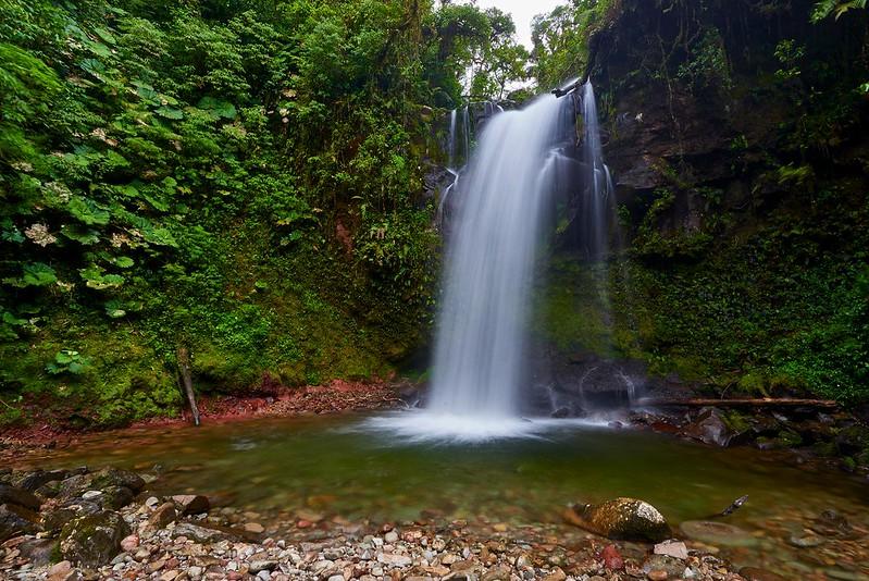 Waterfall - Boquete