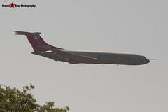 XV104 - 834 - Royal Air Force - Vickers VC10 C1K - Fairford RIAT 2006 - Steven Gray - CRW_0710