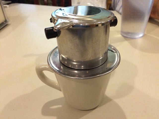 Special house Vietnamese coffee - Pho 75