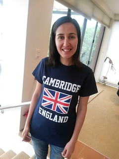 Cambridge UK Tshirt