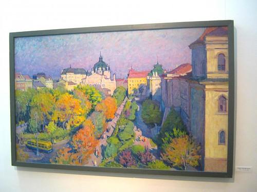 Класика українського живопису