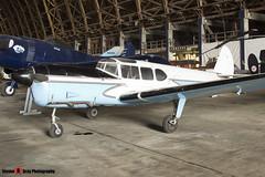 N2758 - 175 - Nord 1101 Noralpha - Tillamook Air Museum - Tillamook, Oregon - 131025 - Steven Gray - IMG_8018