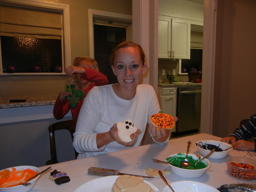 Oct 27 2014 FHE Halloween Sugar Cookies (28)
