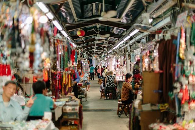 markets of Hong Kong13