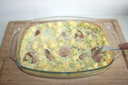 32 - Schweinemedaillons hinzu geben / Add pork medaillons