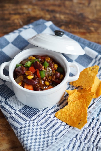 Chili con Carne uit de Snelkookpan - I am Cooking with Love