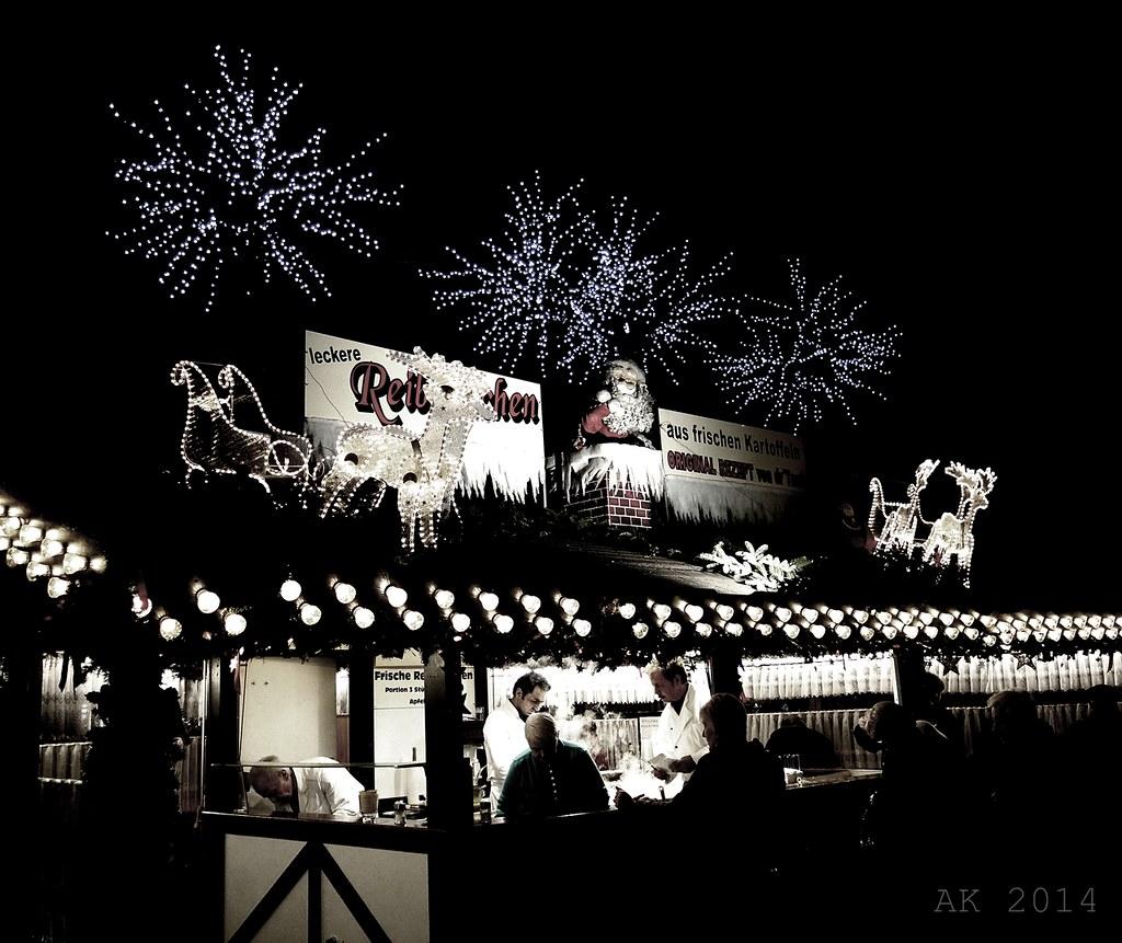 Br�hl Christmas Market