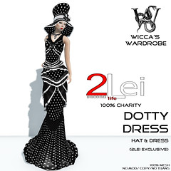 Wiccas Wardrobe for 2Lei in Second Life