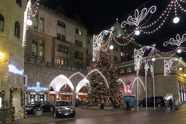 St. Moritz, сан мориц