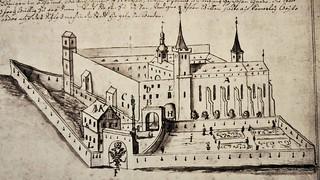 Broumov, klášter (po roce 1700)