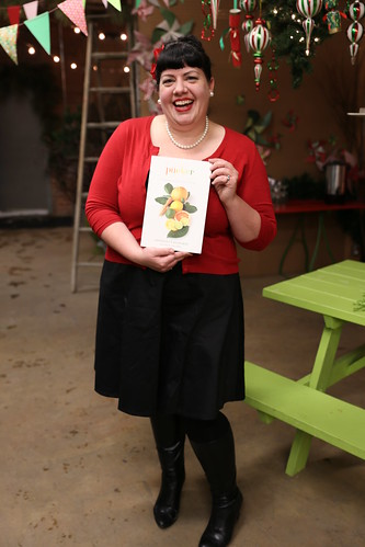 Pucker Cookbook Launch