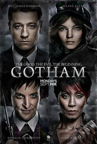Thành Phố Tội Lỗi 1 - Gotham Season 1 (2014)