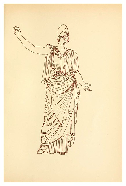 017-Ancient Greek female costume…1881- J. Moyr Smith