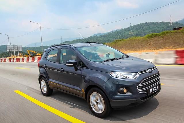 Ford drive - rebecca saw