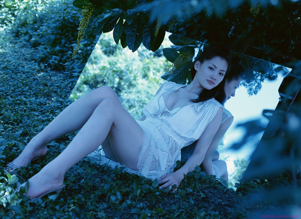 YS Web Vol 101 Haruka Ayase Heroine