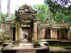 Ta Prohm - Tomb Raider temple